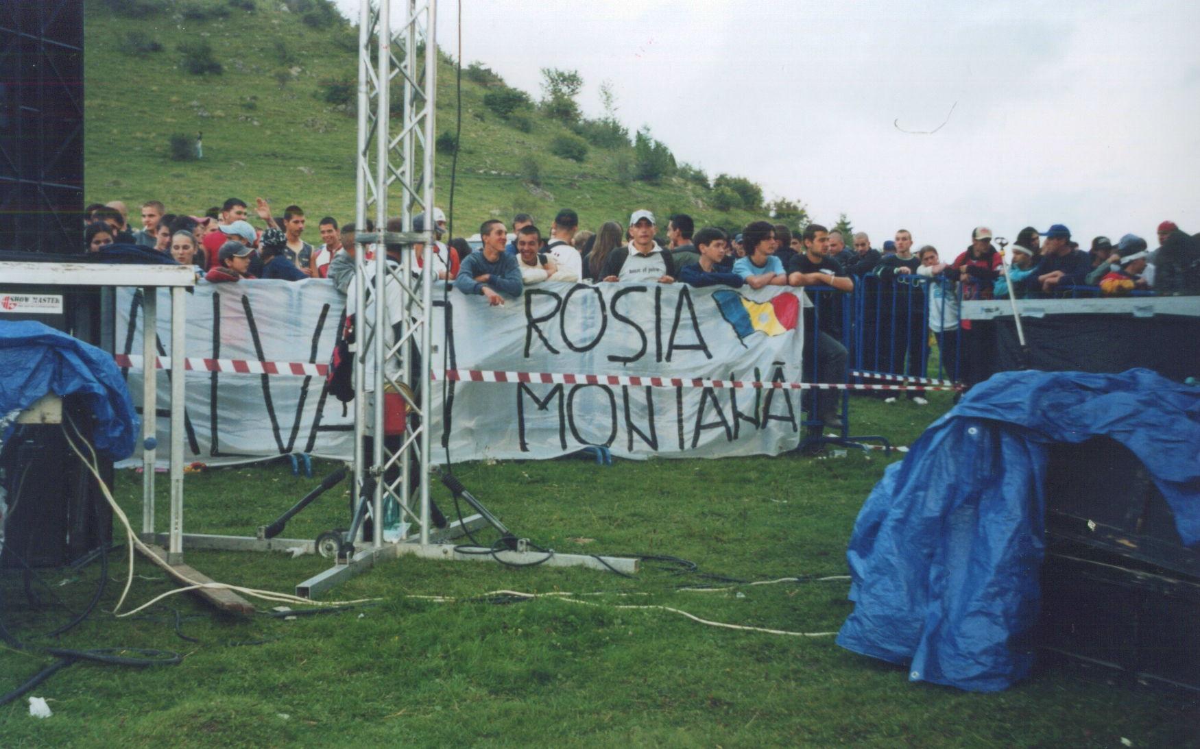 FânFest, 2004 George Simion